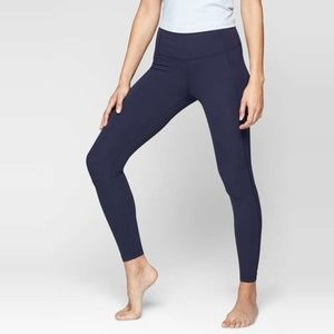 Beyond Yoga Knit High-Waisted Stretch Leggings
